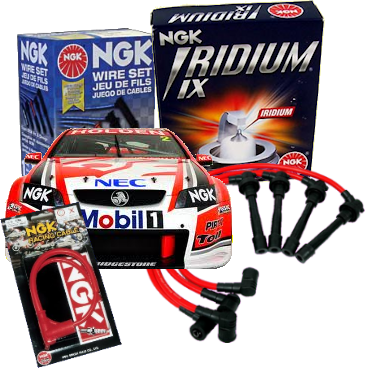 NGK Superstore, Iridium, Platinum, Ignition wires and more